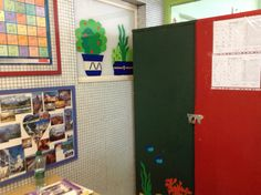 We will create an attractive education area for children to keep up with their school work