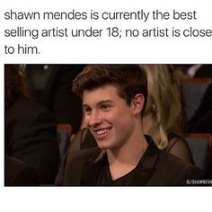 So proud of this boy. He went from posting vine covers to selling out a Madison Square Garden. Love you Shawn ❤️❤️