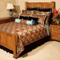 Calypso Teal Bedding Collection