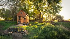 Living Tiny: Tammy's Northern California Home - AndThenWeSaved.com