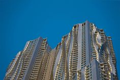 Frank Gehry New York  #architecture #Frank #Gehry Pinned by www.modlar.com