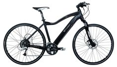 Evo Cross 500W Electric Hybrid Road Bicycle by BH Easy Motion