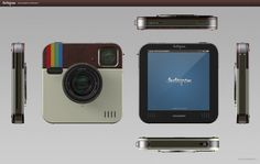 Quiero la Instagram Socialmatic Camera!!!