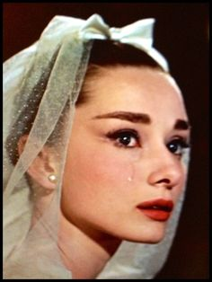 That face ... That actress  Audrey Always perfect  Image source: From the movie funny face