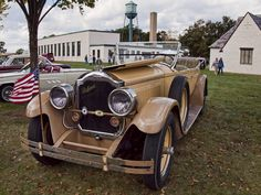 Packard Proving Grounds 2013 Fall Open House.  For more information about the Packard Proving Grounds, see the following web pages.  Shelby Township Historical Committee  Packard Motor Car Foundation Shelby Township, Proving Grounds, Motor Car, Open House, Antique Cars, Foundation, Fall, Vintage Cars, Autumn