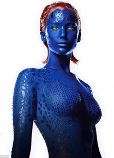 Jennifer Lawrence.....X-Men: Days Of Future Past (2014) going to the theaters to see this tonight