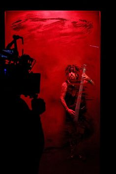 "Korn on Twitter: "".@fieldyofficial on the set of the 'Take Me' music video #KornTakeMe Download 'Take Me' on iTunes: https://t.co/OEl4jup3Yp https://t.co/EYHjLiJw9Q"""