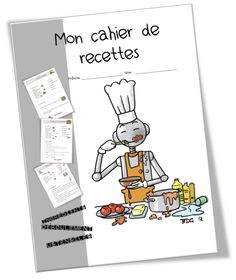 A very complete list of recipes at the end of gum Teacher Websites, Kindergarten Language Arts, French Classroom, French Classic, French Lessons, Teaching French, French Food, Cooking With Kids, Happy Planner
