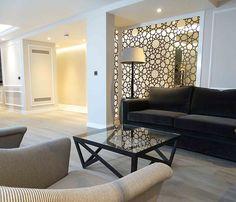 Room divider - Westminster London.