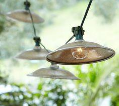 galinized lights
