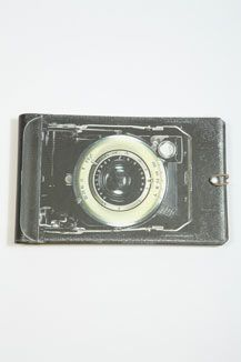 Urban Outfitters Vintage Camera Photo Album
