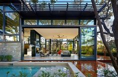 Green Lantern House by John Grable Architects