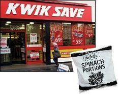 Kwik Save No Frills