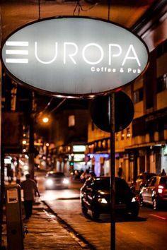 Europa CoffeePub- Juiz de Fora