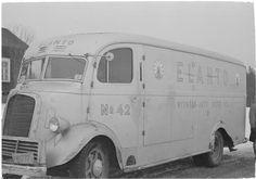 Kauppa-auto - Mobile store, Dec. 1941 Rigs, Mobiles, Finland, Trucks, Store, Vehicles, Mobile Phones, Truck, Storage