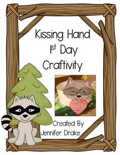 Are you planning on reading 'The Kissing Hand' by Audrey Penn to your students this year?Using it as a 'first day' story?Want a cute and simple craftivity that connects to the story and serves as a conversation starter about the child's first day for parents?This cute and easy craftivity is just what you need!My students LOVE making hats and parading around the school!
