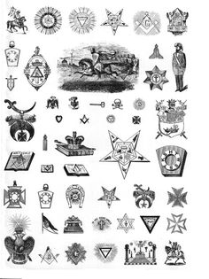 More illuminati symbols.                                                                                                                                                                                 Mehr