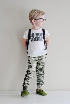Petite Boys Style: Ruffled Snob || La Petite Blog