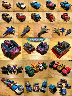 Micro Machines by toyrewind, via Flickr