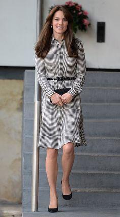 Kate Middleton's Post-Pregnancy Style - Vogue