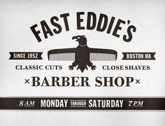 Fast Eddie's Barber Shop