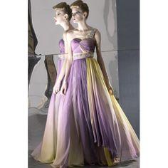 multi colored prom dresses One shoulder long evening dress