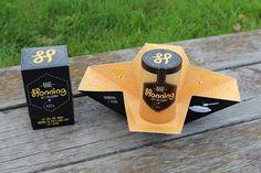 Strategic Design - Honey jar on Behance