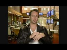 Alex O'Loughlin - Three Rivers - Extended Interview #2 Gym Outfit Men, Press Tour, Three Rivers, Alex O'loughlin, October 1, Interview, Fictional Characters, Fantasy Characters