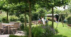Gut abgestimmt und geplant erfüllt der Familiengarten die Wünsche von Groß und Klein. Hier zeigen wir zwei Beispiele aus der Profi-Hand vom Verband …