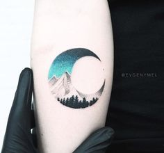 75 Amazing Sleeve Tattoos For Women – Tatto Styles Circle Tattoos, Star Tattoos, Cute Tattoos, Body Art Tattoos, Tattoos For Guys, Circle Tattoo Design, Moon Star Tattoo, Cool Arm Tattoos, Owl Tattoos
