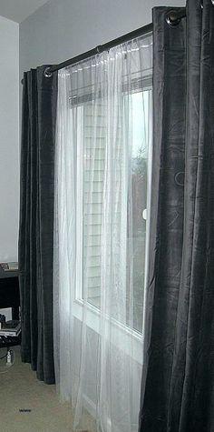 die besten 25 gardinenstange kopfteil ideen auf pinterest vorh nge an der wand vorhang ber. Black Bedroom Furniture Sets. Home Design Ideas