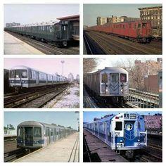 New York Subway, Nyc Subway, Metropolitan Transportation Authority, Nostalgia, Public Transport, New York City, Graffiti, Train, Usa