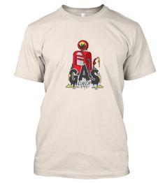 Gas Only Inc Dripping Pump T-shirt
