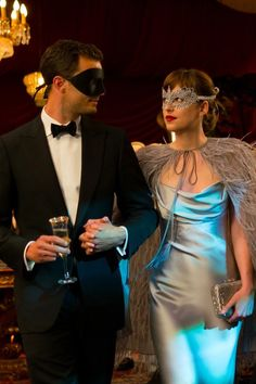6 Unintentionally Funny Moments in Fifty Shades Darker Ana (Dakota Johnson) and Christian (Jamie Dornan) are back for Fifty Shades Darker, and moviegoers are certainly in for an interesting ride. 50 Shades Darker, Shades Of Grey Film, 50 Shades Freed, Fifty Shades Quotes, Fifty Shades Series, Fifty Shades Movie, Jamie Dornan, Mr. Grey, Film Trailer