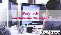 Was macht ein Revenue Manager?