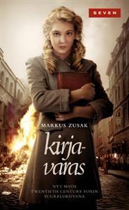 Markus Zusak: Kirjavaras (ALE-hinta 3,80€)