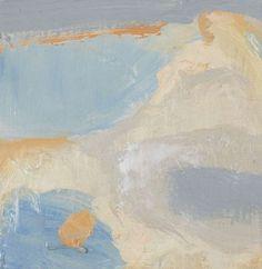 © Luke Sciberras ~ Lake Eyre Study IV ~ 2011 oil on board at Olsen Irwin Gallery Sydney Australia