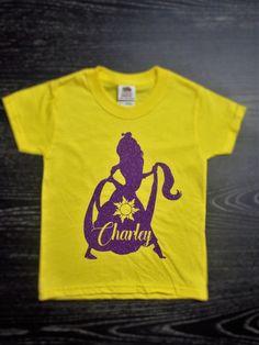 Disney Inspired Princess Rapunzel Tangled Shirt by MagicInMyVeins