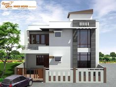 4 bedroom, modern duplex (2 floor) house design. Area: 150 sq mts (10m X 15m). Click on this link (http://www.apnaghar.co.in/pre-design-house-plan-ag-page-63.aspx) to view free floor plans (naksha) and other specifications for this design. You may be asked to signup and login. Website: www.apnaghar.co.in, Toll-Free No.- 1800-102-9440, Email: support@apnaghar.co.in