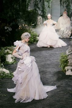 Christian Dior HC FW 05 by John Galliano