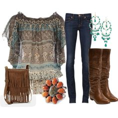 """""""I Gotta Gypsy Soul to Blame"""" by qtpiekelso on Polyvore"""