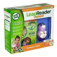 LeapFrog - Leapreader Junior - Pink - English Edition