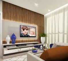 Living Room Update, Living Room Decor, Painel Home, Home Decor Boxes, Modern Tv Wall Units, Tv Wall Decor, Tv Unit Design, Entertainment Furniture, Beautiful Bedrooms