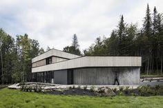 Maison sur le Lac / ACDF Architecture