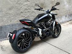 2016 Ducati XDiavel S Stock: | Motoworks Chicago