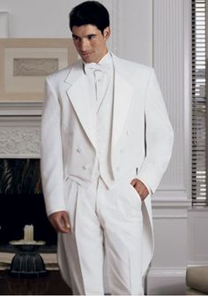 Bud Gowan Comfort Blend; Buttonless button; White; Shown with white accessories and luxe microfiber shirt