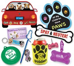 AnimalsINK.com is a distributor offering a wide variety of animal themed gifts, fundraisers, promotional products, animal magents, pet magnets and marketing materials