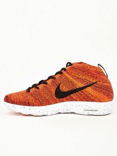 pretty nice 04e0d 8b0d5 Nike Lunar Flyknit Chukka Red