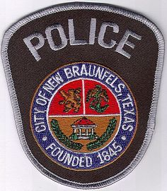 New Braunfels TX PD