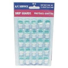 Clip Light Manufacturing R134a Drip Guards (25 Pack) CLP96825